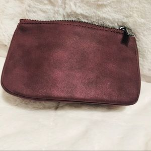 Small makeup bag or clutch